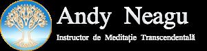 Andy Neagu - Instructor de Meditație Transcendentală