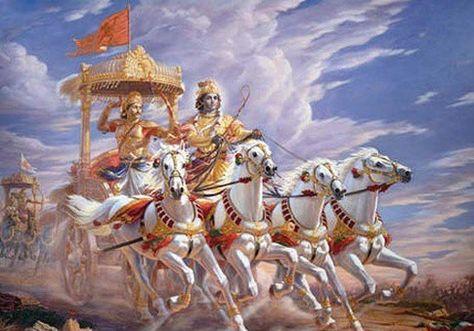 Democrație, Bhagavad Gita și Meditație