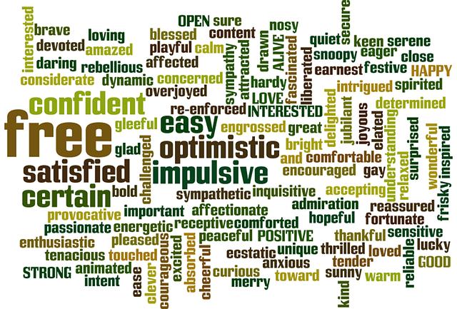 O lume de cuvinte