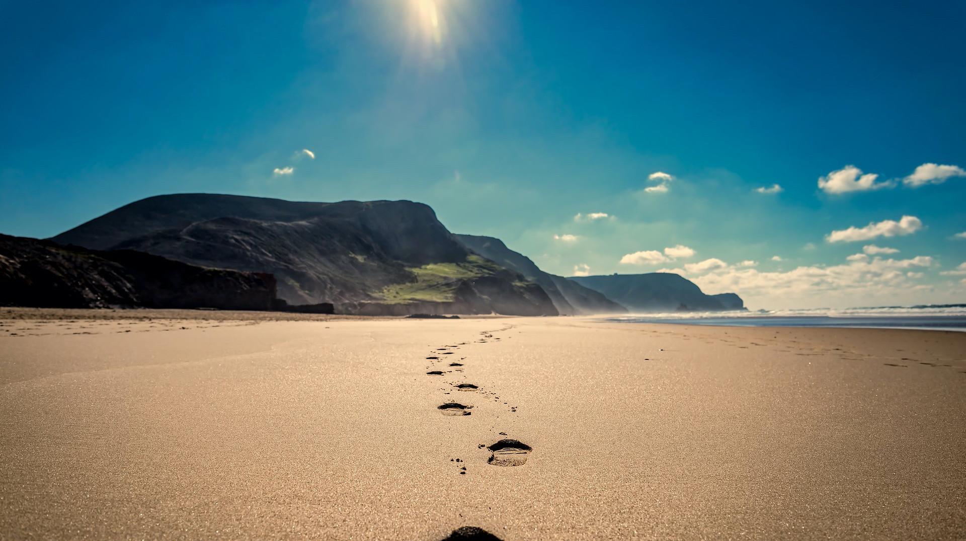 The Eternity Footprint