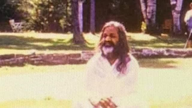 Autoritatea și scopul unui Avatar - Maharishi Mahesh Yogi