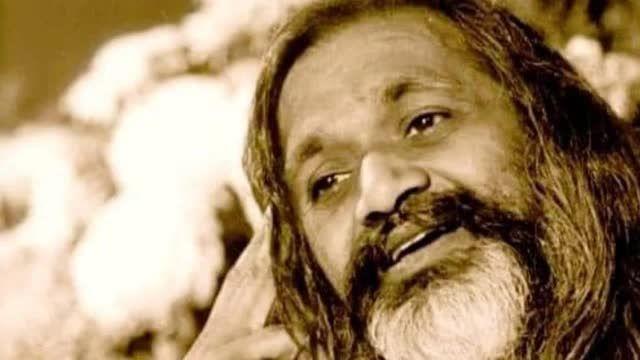 Liberul arbitru - Maharishi Mahesh Yogi